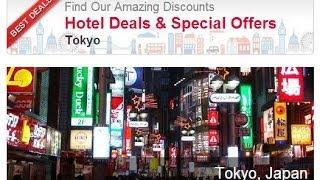 Cheap Hotels Tokyo