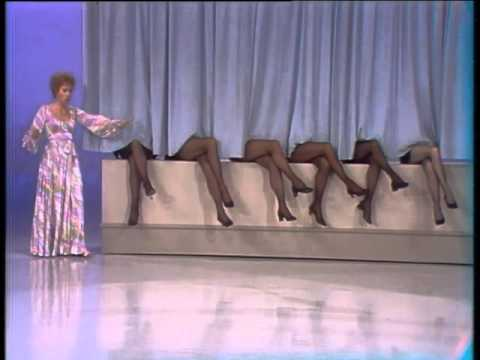 Best Legs from The Carol Burnett  full sketch