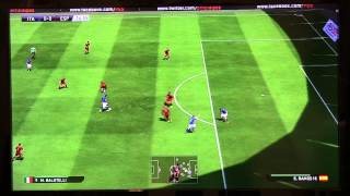 Gamescom 2014: PES 2015 - Italy v Spain (Part 1)