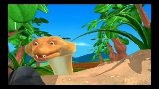 MEENU ÇOCUK 3D animasyon CD Römork