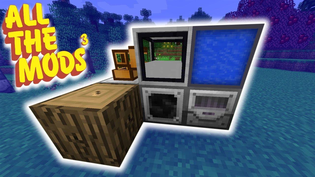Latex herstellung für neue Mods! - #13 - All The Mods 3 - Minecraft 1 12  Modpack