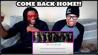 Baixar BTS 'Come Back Home' (REACTION) | LYRICS & LIVE STAGE!!