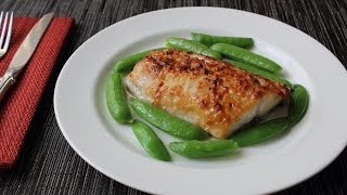 Miso Glazed Black Cod - Easy Broiled Fish Recipe