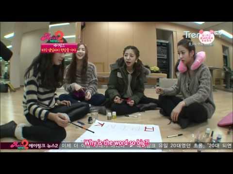 A-Pink News Season 2  - Episode 9