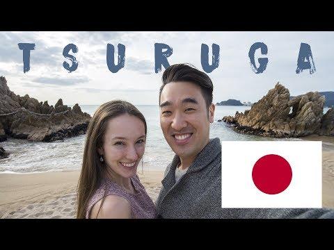 Tsuruga   Beaches, Shrines