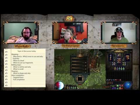 Poetalk - Episode 1- Mapping discussion with Straz