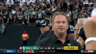 Dolphins vs. Raiders INSANE Final Minutes | NFL Week 3