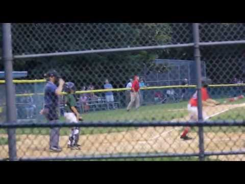 Jake Sadowitz homerun blast vs. Colts Neck sets the table