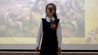 Стихи на День Победы 9 мая детям. Степан Кадашников