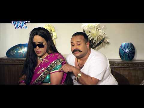 निरहुआ का अबतक का सबसे मजेदार विडियो - Comedy Scene Patna Se Pakistan Bhojpuri Full Movie