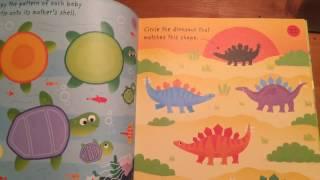 Little Children's Puzzle Pad from Usborne