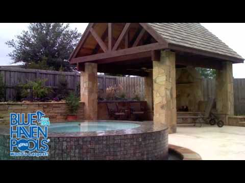 Inground Swimming Pool Designs Ideas For Backyard Ground Installtion.