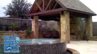Inground Swimming Pool Designs Ideas For Backyard Ground Installtion.