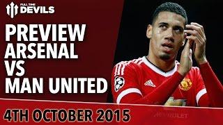 Video Gol Pertandingan Manchester United vs Arsenal