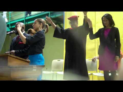 UNIVERSITY PARK ACADEMY C/O Jan. 19,,2013 (Graduation snip) (Commercial draft)