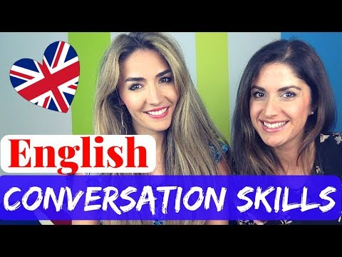 English Conversation speaking skills