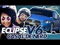 FINALMENTE: MITSUBISHI ECLIPSE GT DO CASAL DE NERD - VR COM RUBENS BARRICHELLO #110  ACELERADOS