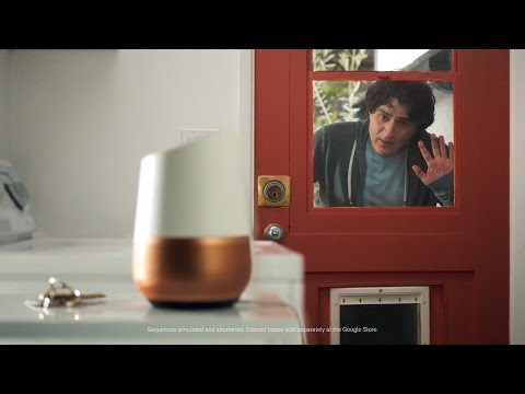 Call a locksmith | Hands-Free Calling coming to Google Home
