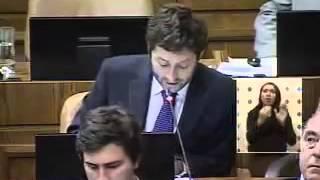 Reforma Tributaria: Intervención Juan Antonio Coloma (artículo 1)