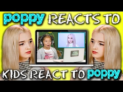 Download Youtube: POPPY REACTS TO KIDS REACT TO POPPY