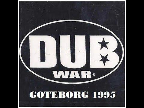 Dub War - Prisoner ★ Goteborg, 1995 [FM-Audio]★ [7/10]