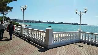 Геленджик. Море. Погода 10 мая 2019