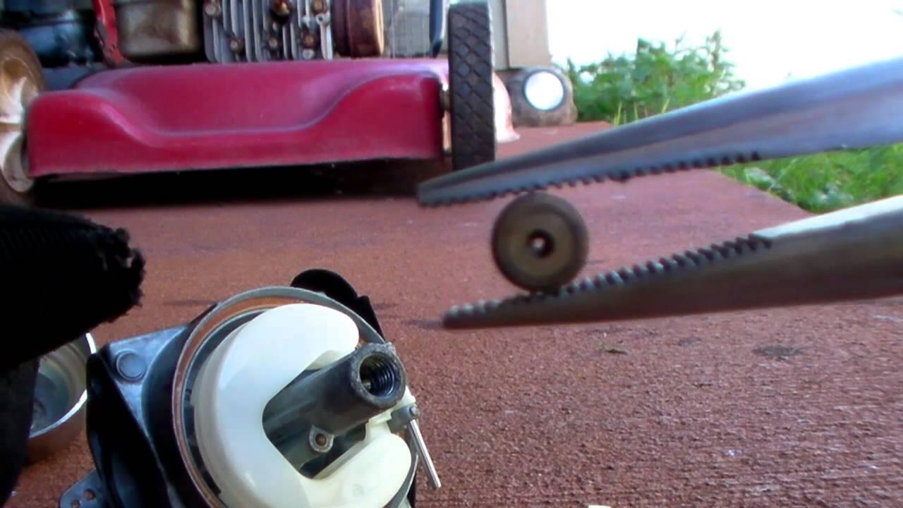 How to fix a Husqvarna honda lawn mower that won't start