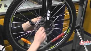 BLACK AQUA Cross 2673 D Инструкция по сборке велосипеда из коробки(, 2015-10-19T06:54:07.000Z)
