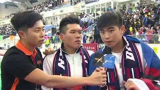 Publication Date: 2017-10-27 | Video Title: 學界游泳 男拔25連霸賽後訪問