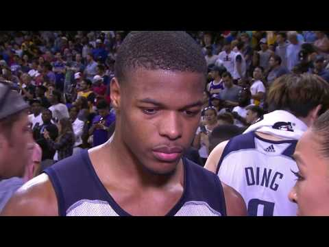Dennis Smith Jr. VS Justin Jackson MGM Resorts NBA Summer League Duel | July 13