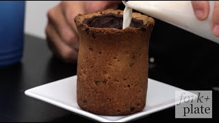 How To Make A Cookie Cup