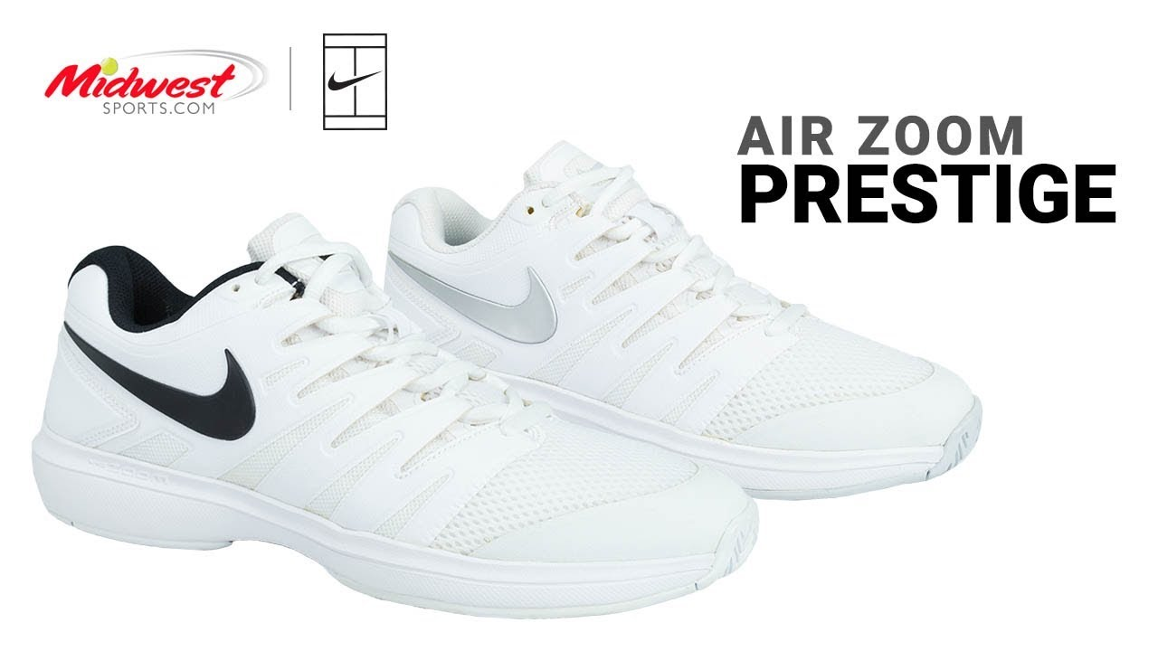 low priced a9c16 040bf Nike Air Zoom Prestige Tennis Shoe