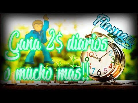 FLAMZY: BOT AUTOMATICO VER VIDEOS GANA 3$ DIARIOS GANAR DINERO POR INTERNET 2018