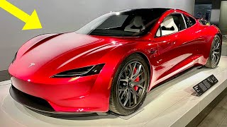 Tesla Roadster 2021: Insane NEW Final Updates Confirmed! (0-60 in 1.1s)