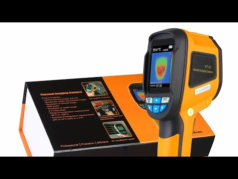 Thermal Imager | Fluke Ti480 | Electrical Equipment Temperature Measurement Tool | Power Learning