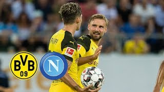 Milli scores again! | BVB - SSC Napoli 1-3 | All Goals and Highlights