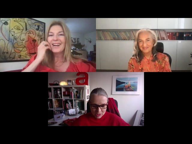 12. Red Talk mit Anja Dihrberg & Cordula Kablitz-Post