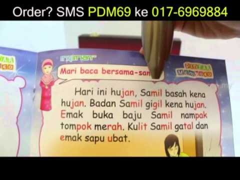 4  Set Buku Bahasa Melayu Digital
