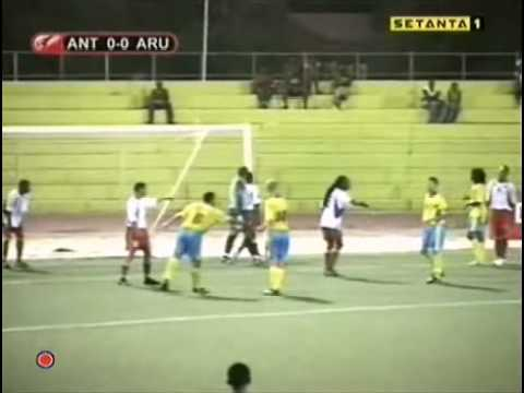 Netherlands Antilles vs Aruba - Group A - Digicel Caribbean Championships 2008