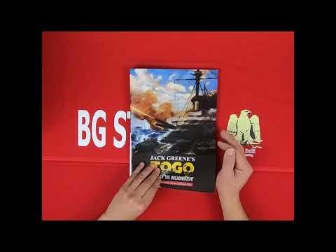 Togo - A Jack Greene's wargame - Unboxing
