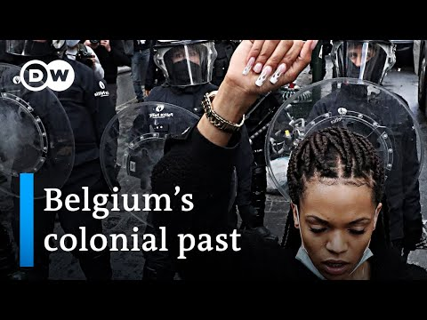 belgians-rally-against-their-colonial-and-racial-past-|-dw-news