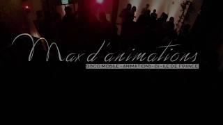 Lancement soirée dansante - Le Domaine d'Arvigny (Pro'G Traiteur) - Mariage 2K19