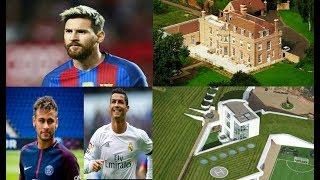 বিশ্বের সেরা ১০ ফুটবলারের বাড়ি এবং দাম | The World's Top 10 Footballer's House and Price |