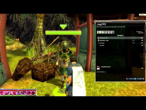 Lets Play Guild Wars Factions SIGHTLESS -- Episode 7, Soar Honorclaw