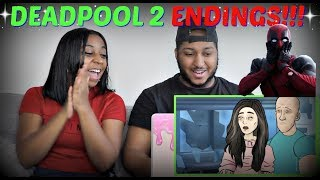 "Hishe ""How Deadpool 2 Should Have Ended"" REACTION!!!"