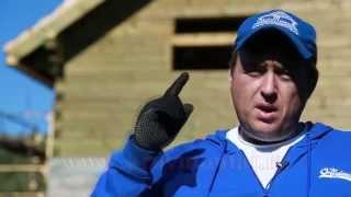 видео Ремонт кровли  из металлочерепицы в Москве