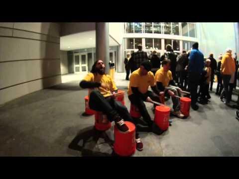 Nashville Allstars - Drumcube - Nashville Predators