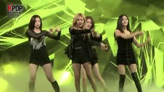 2017 Korea & Vietnam Friendship KPOP Concert [T-ARA - 내 이름은]