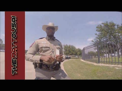 DPS Regional Office Houston, TX 1st Amendment Audit 5/12/2016