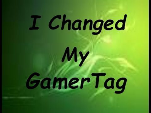 how to change my xbox gamertag